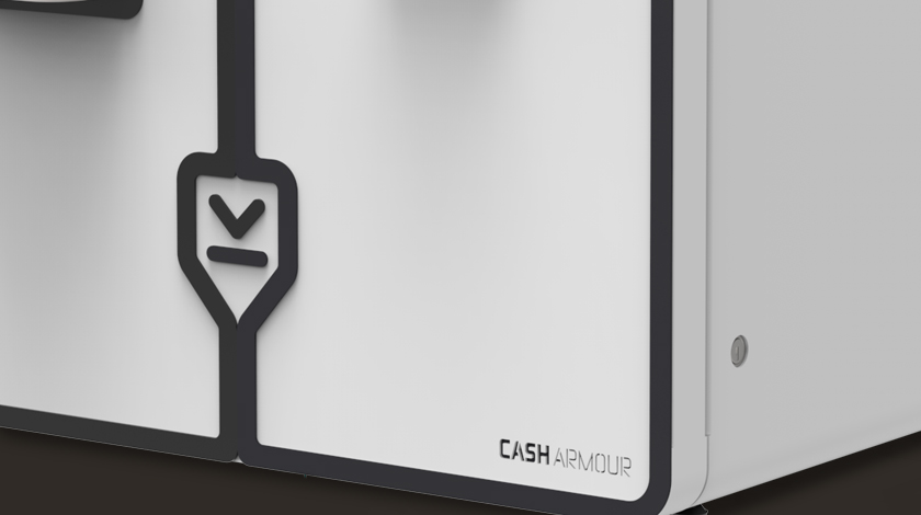 Receiving and collecting payments from customers. | Casharmour CH1