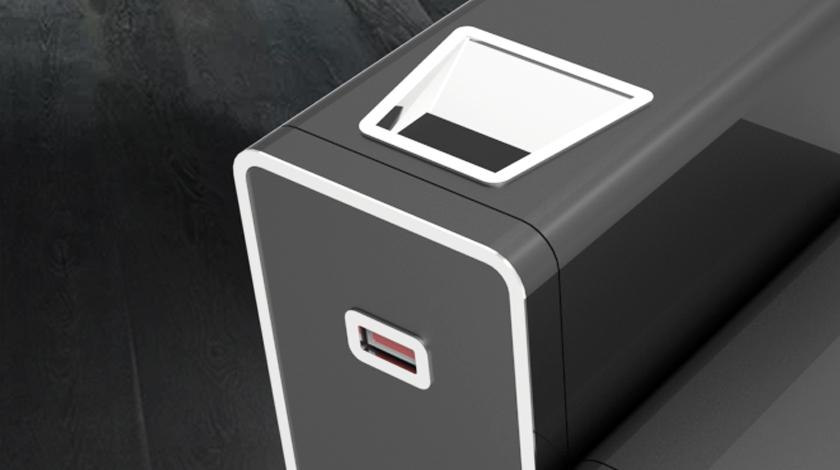 Design moderno que se adequa a qualquer espaço | Casharmour CH2