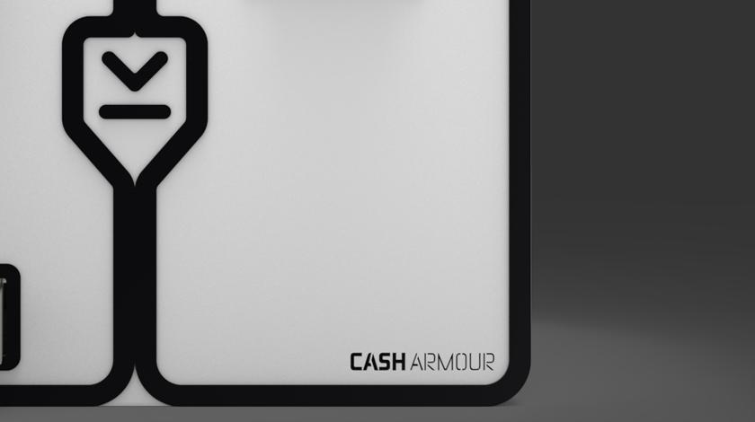 Um sistema diferenciador | Casharmour CH5