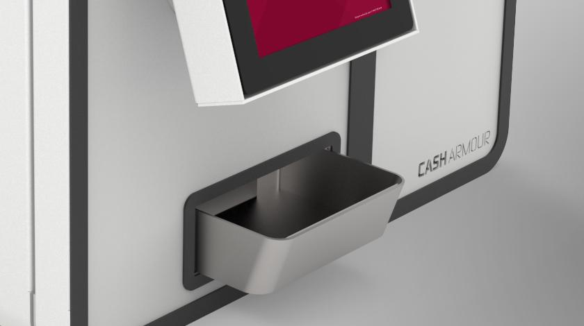 Potenciar o crescimento de negócios | Casharmour CH5